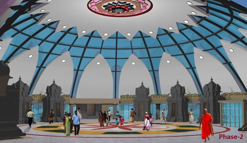 Sri Venkateswara Lotus Temple